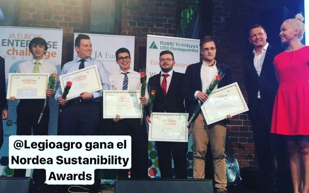 ¡LOS CHICOS DE LEGIOAGRO TRIUNFAN EN HELSINKI!
